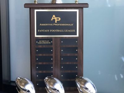 AP Fantasy Football League